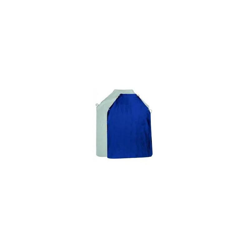 DELANTAL PVC/POL 115X90