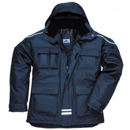 PARKA S563 IMPERM.RIPSTOP...