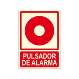 SEÑAL 1006 PULSADOR DE ALARMAS