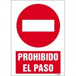 SEÑAL 1020 PROHIBIDO EL...