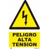 SEÑAL 1023 PELIGRO ALTA TENSION